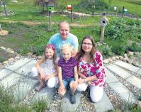 Familien Toftegaard Jensen