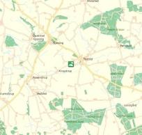 Torrild ligger mellem Odder, Skanderborg, Horsens og Århus